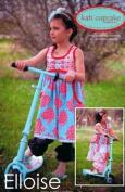 Elloise Pattern By Kati Cupcake Size 12mo-girls 10