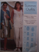 Sewing Step-by-Step Summer Outfits Sewing Pattern Size 4-22