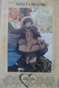 Sweet Caroline - 50cm Country Doll Pattern by Beth Davis