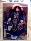 Sweet Daisy Mae - 50cm Country Doll Patterns by Beth Davis