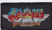 Saxon Rock Music Patch - Power and the Glory