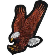 Eagle Landing 30cm Back Patch