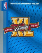Cleveland Cavaliers 40th Season Logo Patch