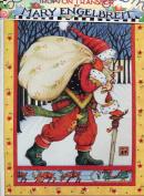 Daisy Kingdom Iron-On Transfer ~ Christmas Is Coming ~ Mary Engelbreit
