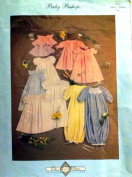 Heirloom Patterns Baby Bishops Smocked Child's Clothing Pattern - sizes 3 - 24 months