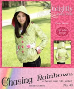 Lila Tueller Designs Chasing Rainbows Raincoat Pattern for Tweens