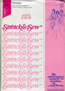 Stretch & Sew Pattern 1585 ~ Chemise Dress ~ Bust 28-42