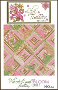 Woodland Bloom Fantasy Quilt - Lila Tueller Designs