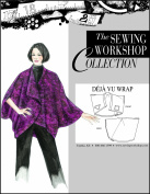 The Sewing Workshop Déjà Vu Wrap Sewing Template, Multi-Size