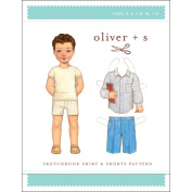 Oliver + S Sketchbook Shirt and Shorts