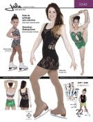 Jalie Sleeveless Skating Dress Dance Gymnastics Costume Sewing Pattern 3240
