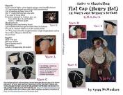 Men's and Women's Tudor & Elizabethan Flat Caps Pattern