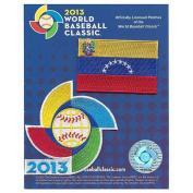 2013 World Baseball Classic Sleeve Jersey Patch Pack Team Venezuela