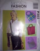 McCall's P302 Handbags, Purses, Shoulder Messenger Bags