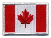 Matrix hook and loop Canada Flag Patch