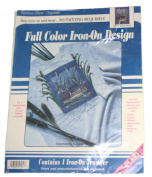 Fashion Show Originals Full Colour Iron On Design Decoy Duck