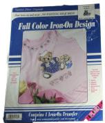 Fashion Show Originals Full Colour Iron On Design Sunday Sailor Bear