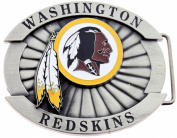 Officially Licenced Oversize Washington Redskins NFL Logo Belt Buckle