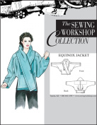 The Sewing Workshop Equinox Jacket Sewing Template, Multi-Size