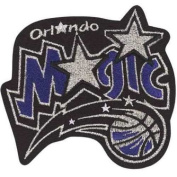 Orlando Magic NBA Logo Patch