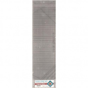 Quilter's Rule Original Ruler 17cm x 60cm Black
