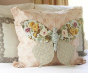 Anna GriffinButterfly Pillow Sewing Pattern - 70cm x 70cm