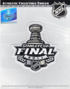 2011 Official NHL Stanley Cup Final Logo Jersey Patch Hockey Boston Bruins vs. Vancouver Canucks