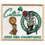 2008 Boston Celtics NBA Champions Patch