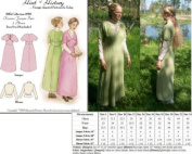 1910's Kimoni Jumper Dress and Blouse Pattern