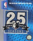 Minnesota Timberwolves 25th Anniversary Logo Jersey Patch
