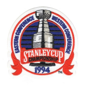 1994 NHL Stanley Cup Patch New York Rangers vs. Vancouver Canucks