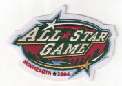 2004 NHL All-star Game Patch In Minnesota