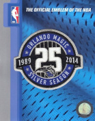 Orlando Magics 25th Anniversary Logo Jersey Patch