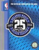 Orlando Magics 25th Anniversary Logo Jersey Patch