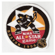 1996 NHL All-star Game Patch In Boston
