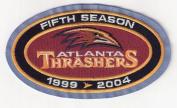 2003-04 Atlanta Thrashers 5th Anniversary Patch