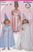 Butterick 5107, Child's Princess Costume, All Sizes