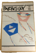 Patches of Joy Sewing Pattern 16 Sled Kite Size one