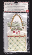 Prym-Dritz Mary Engelbreit Collectible Needle Card & Envelope with 25 Hand Needles and Threader