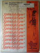 Stretch & Sew No 1950 Teen Girls T-shirt & Tab Front Shirt Bust Size 28-33