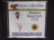 Dakota Collectibles Blooming Beauty Quilt