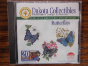 Dakota Collectibles Butterflies