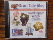 Dakota Collectibles Towel Topper Variety