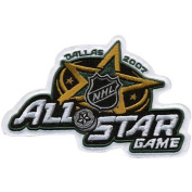 NHL Dallas Stars Logo Patch
