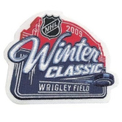 2009 NHL Winter Classic Commemorative Patch