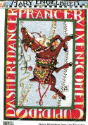 Daisy Kingdom Christmas Reindeer Dasher Dancer Iron-On Transfer by Mary Engelbreit