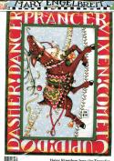 Daisy Kingdom Christmas Reindeer Dasher Dancer Iron-On Transfer by Mary Engelbreit