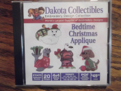 Dakota Collectibles Bedtime Christmas Applique