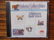 Dakota Collectibles Children's Quilt Stitch
