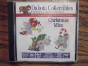 Dakota Collectibles Christmas Mice